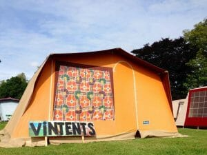 Great Dorset Steam Fair Camping and Glamping Accommodation