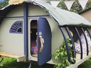 Pod father festival accommodation