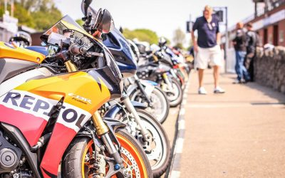 Isle of Man Motorcycle races