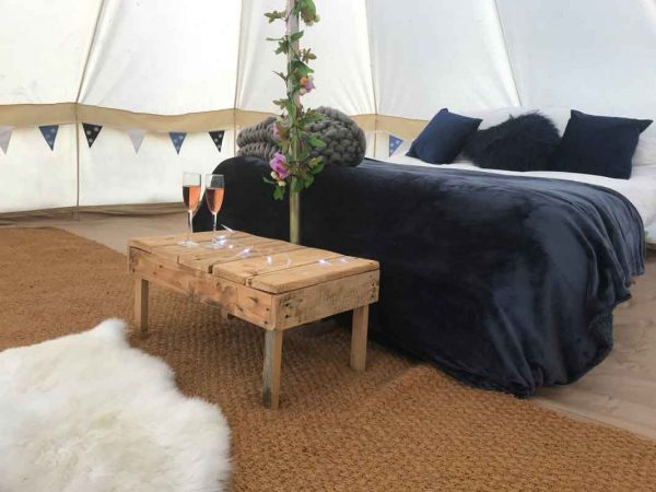 glamping for Goodwood Festival of Speed Goodwood revival