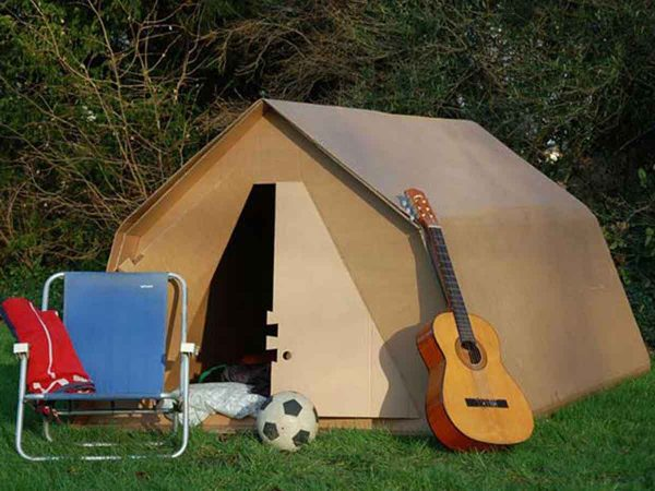 Glastonbury Festival accommodation camping Kartent