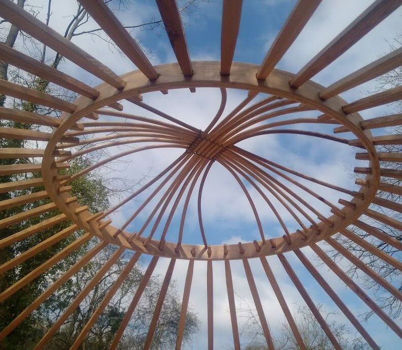 yurts for festivals and events crown