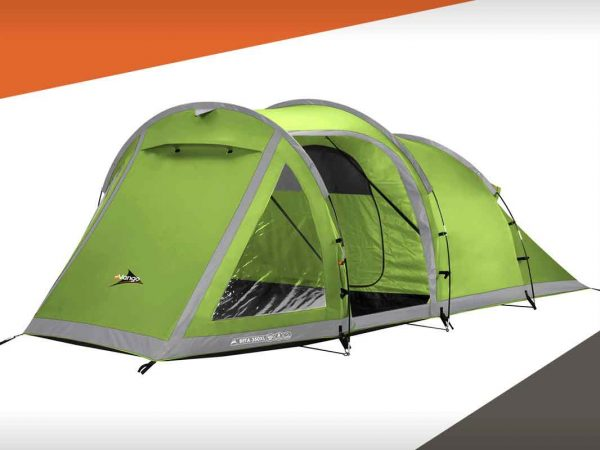 Campeazy camping at Hamilton Fields for the Formula 1 Grand Prix at Silverstone 2 person