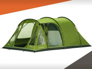 Campeazy camping at Hamilton Fields for the Formula 1 Grand Prix at Silverstone 4 person